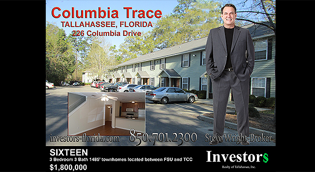 Columbia Trace Tallahassee